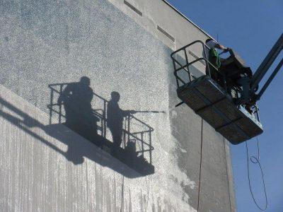 Sie wollen ihre Terrassen, Fußböden, Fassaden, Tiefgaragen , Grabsteine, Maschinen, Kanal- und Rohre professionell gereinigt haben